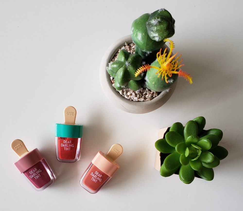 Spring 2019 favorites Lip tints